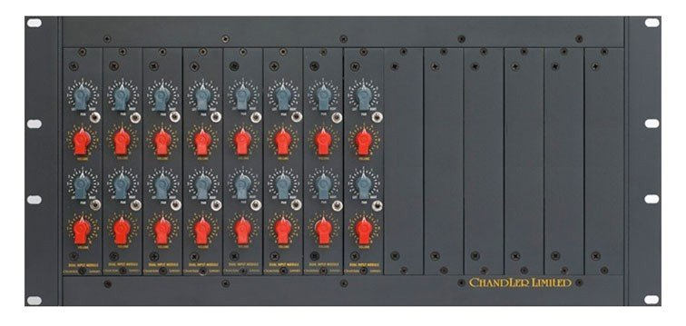 16 Channel Expander for Chandler Mini Rack Mixer