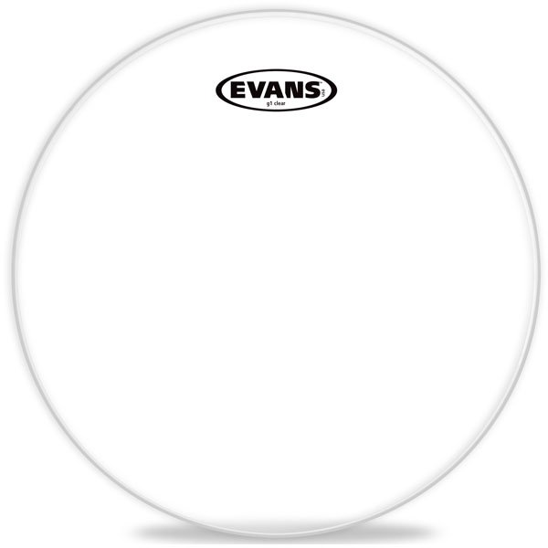 """Evans TT20G1 20"""" G1 Clear Drum Head TT20G1"""