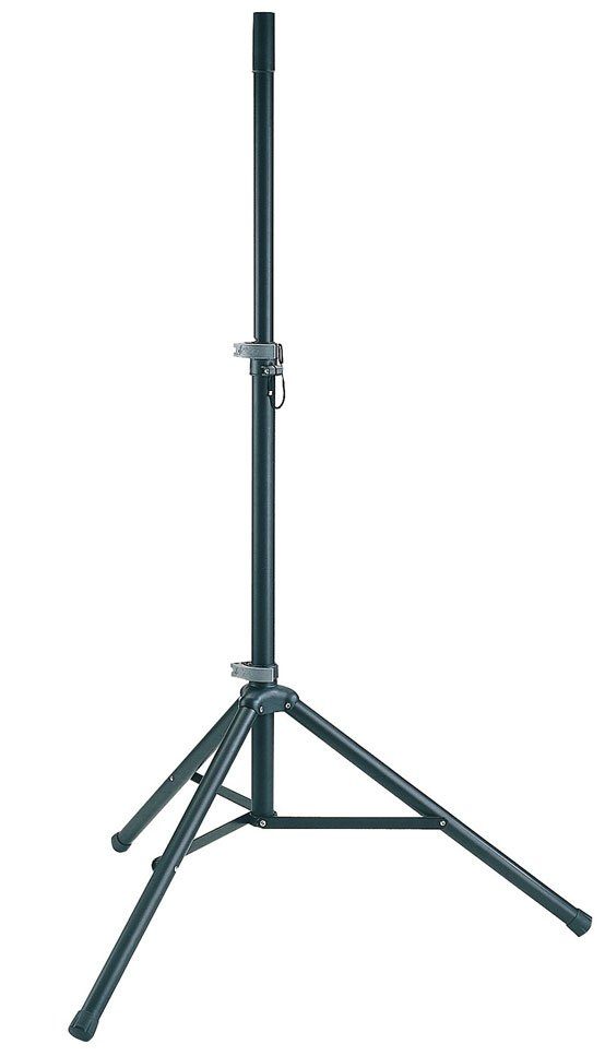 Black Speaker Stand