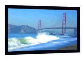 "58""x104"" Cinema Contour® Projection Screen, Da-Mat"
