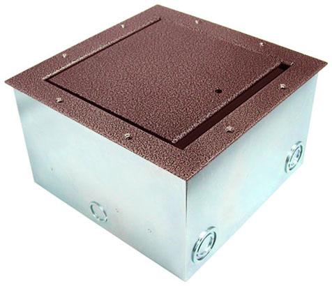Super Stage Pocket, with Copper Vein Trim Bezel and Standard Lid