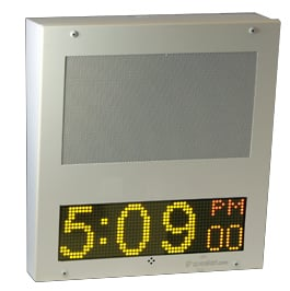 Surface-Mount IP Speaker with Display