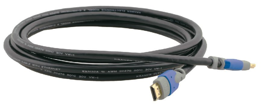 High-Speed HDMI Cable with Ethernet (10 ft.)