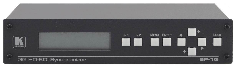 3G HD-SDI Frame Buffer/Synchronizer