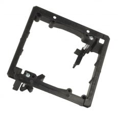Double Gang Low Voltage Retrofit Mounting Bracket