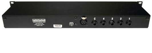 4x1 Instrument Switcher  Bilateral