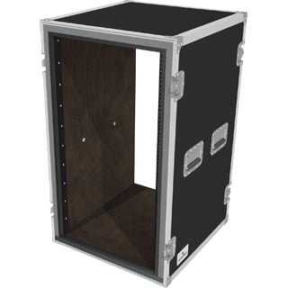 "Grundorf Corp T8-SK2024  Tour 8 Series Shock Rack, 20 space, 23.5"" Rackable Depth T8-SK2024"