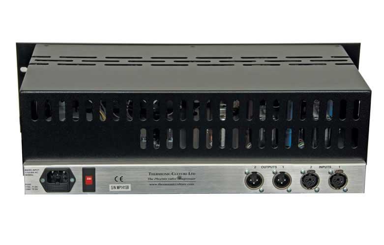 Stereo Tube Compressor