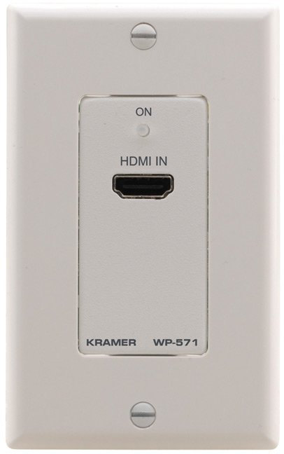 Active Wall Plate - HDMI over DGKat Twisted Pair Transmitter