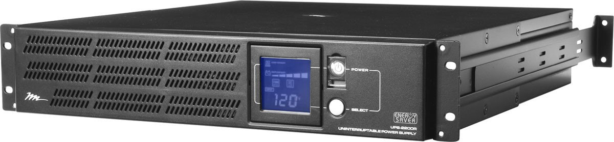 2150VA/1650W Uninterruptible Power Supply with Web-Based Control