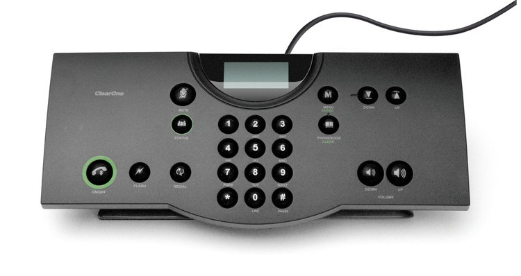 ClearOne 910-151-891  Table Top Controller, for Converge Pro VOIP 910-151-891