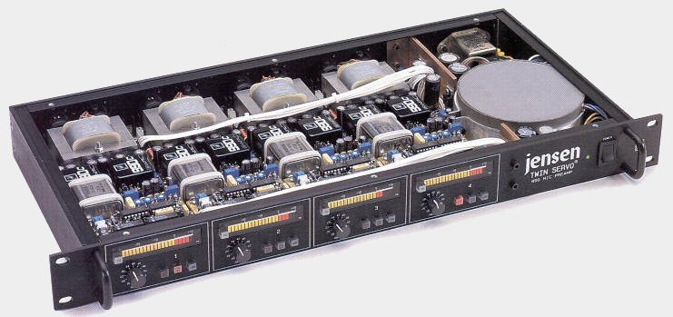 1-Channel Microphone Preamplifier