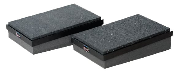1 Set of Monitor Isolation Pads