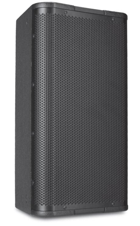 """AcousticPerformance Series 12"""" Installation Loudspeaker in Black"""