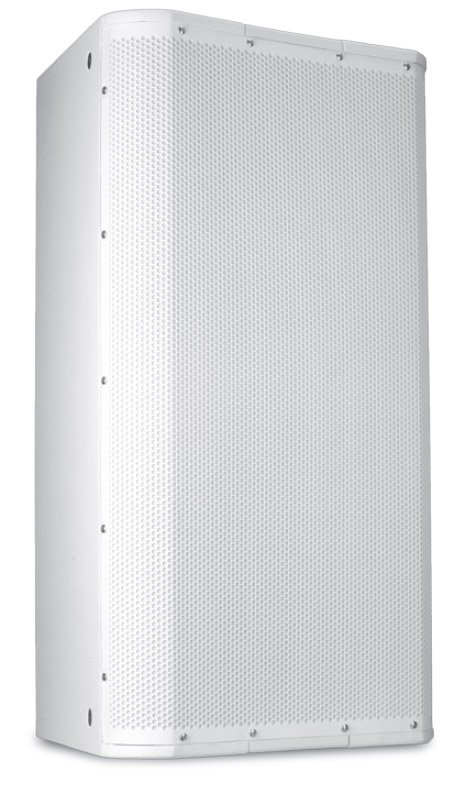 "AcousticPerformance Series 15"" Installation Loudspeaker in White"