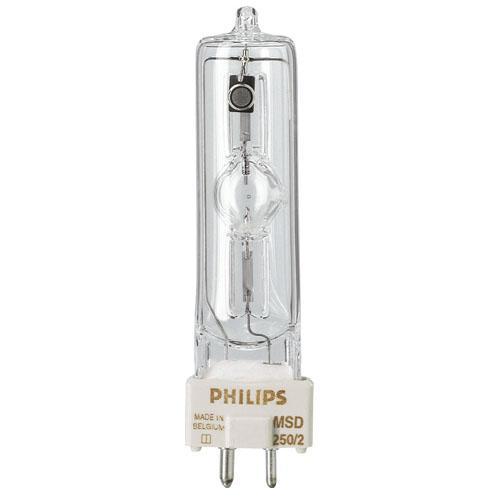 250W/90V MSD Lamp