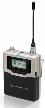9000 Series Body Pack Transmitter