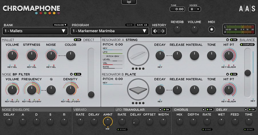 Creative Percussion Synthesizer Software  (Electronic Delivery)
