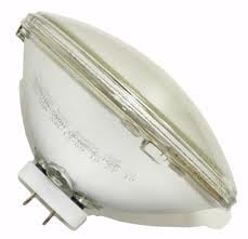 500W/120V Par 56 Narrow Spot Lamp