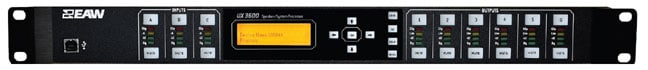 3 in/6 out Digital Signal Processor
