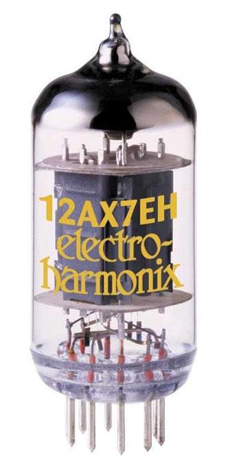 electro harmonix 12ax7eh 12ax7 preamp vacuum tube full compass. Black Bedroom Furniture Sets. Home Design Ideas