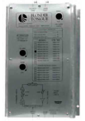 49-750MHz Broadband Distribution Amplifier