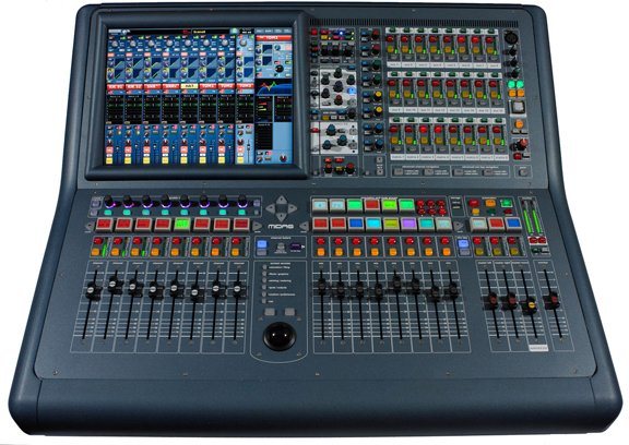 PRO2C Audio Mixing System Control Centre - Install Package