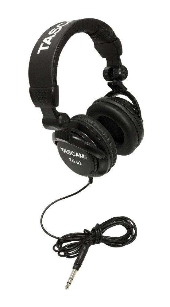 Multi-Use Studio Grade Headphones in Black