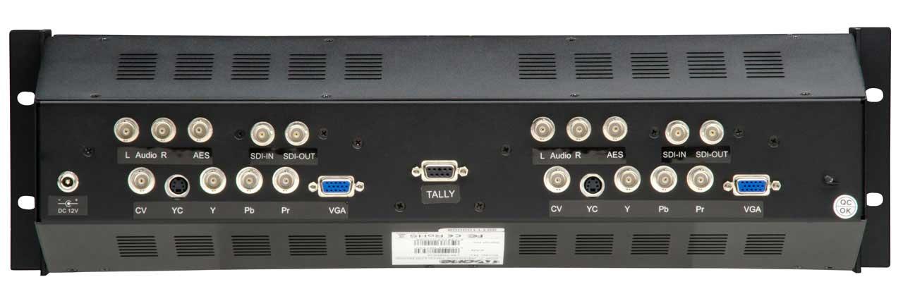 "7"" Dual HiDef LCD Monitor"
