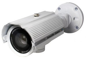 Intensifier3™ Indoor/Outdoor Bullet Camera, White