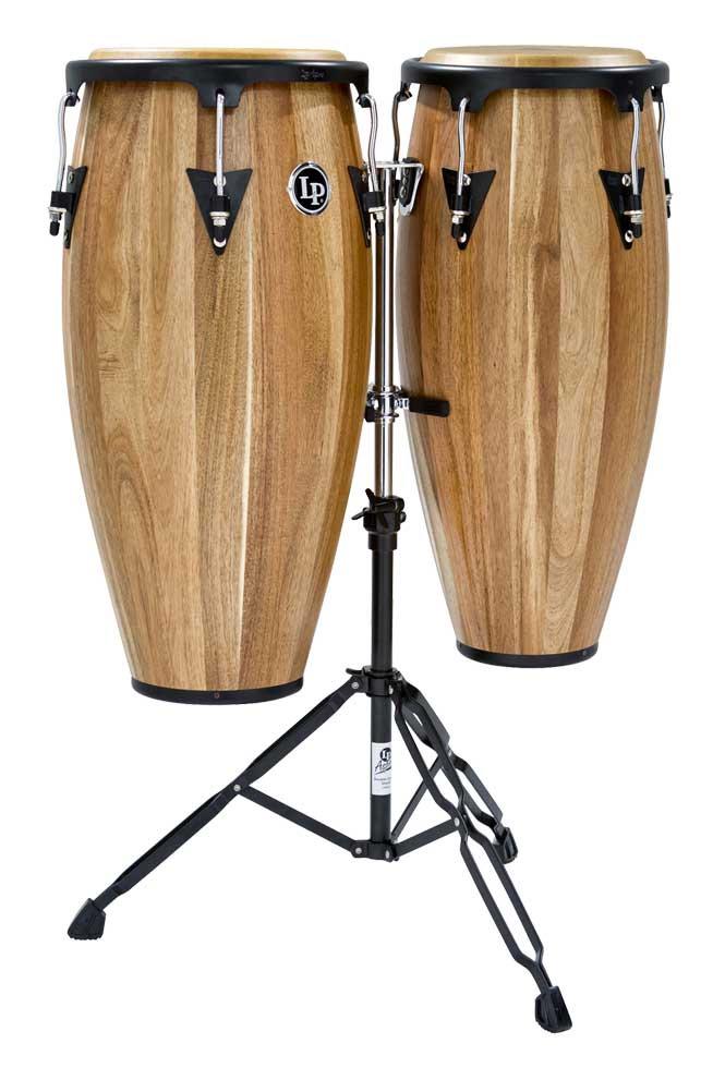 Aspire Jamjuree Wood Conga Set