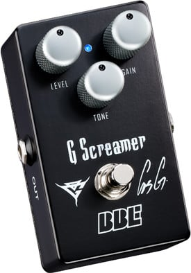Gus G Signature Overdrive Pedal