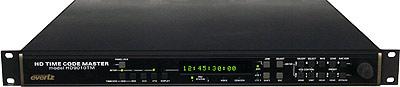 HD Timecode Generator/Reader