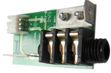Mackie Mixer Headphone PCB