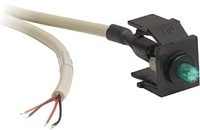 Momentary Switch, with 6' Cable, Black