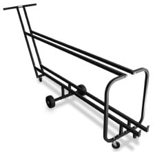 Storage Cart for 25 Concert Music Stands