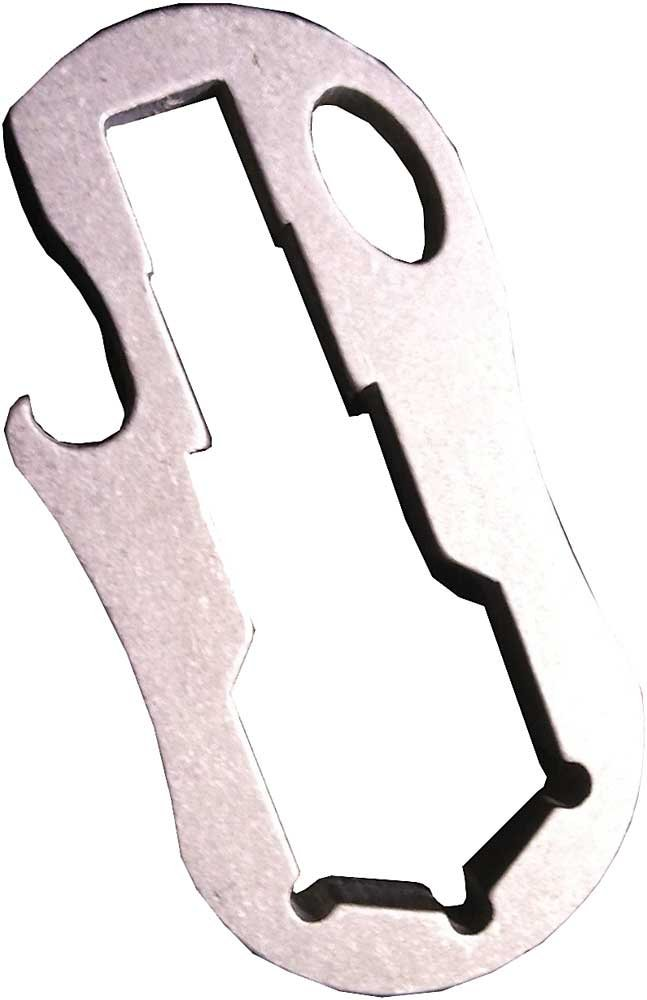 Stainless Mini Flat Focus Tool