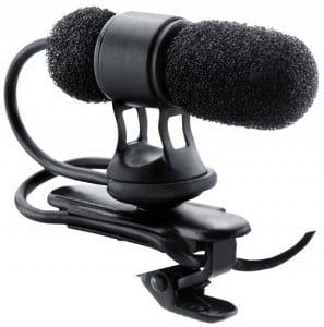 Miniature Cardioid Lavalier Microphone