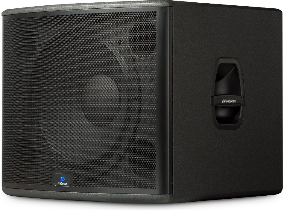 "PreSonus StudioLive 18sAI 18"" Active Integration Subwoofer with 1000W Power Amplifier STUDIO-LIVE-18SAI"