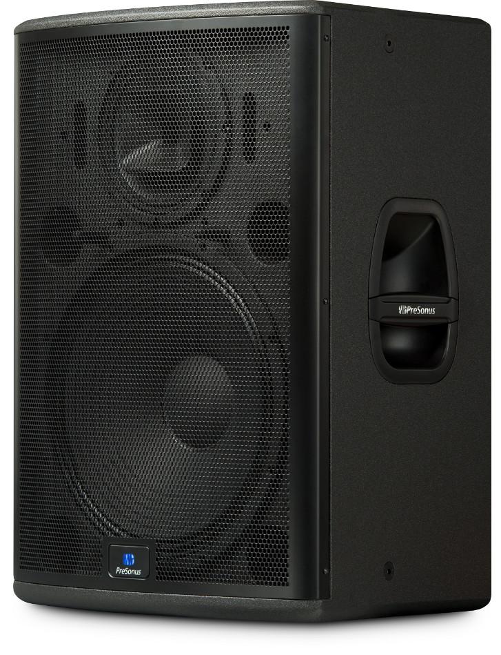 "1x15"" 3-Way Active Integration Loudspeaker with 2000W Power Amplifier"