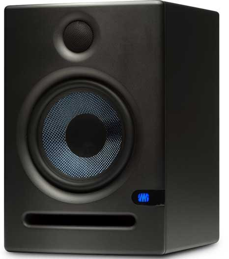"80W, 5"" Active Studio Monitor"