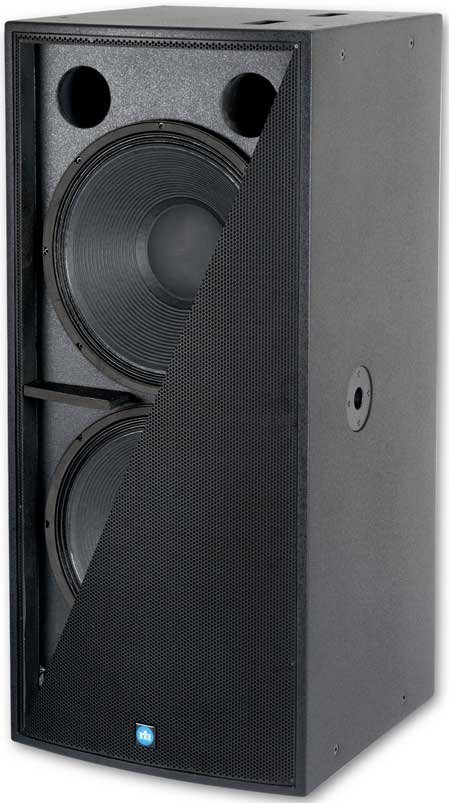 """Black 1800W 18"""" Non-Powered Subwoofer"""