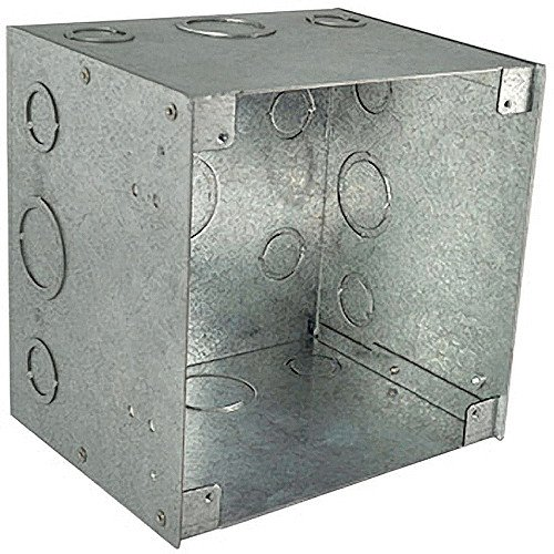 "6"" D 3-Gang Locking Wall Box for WB-3G-C"