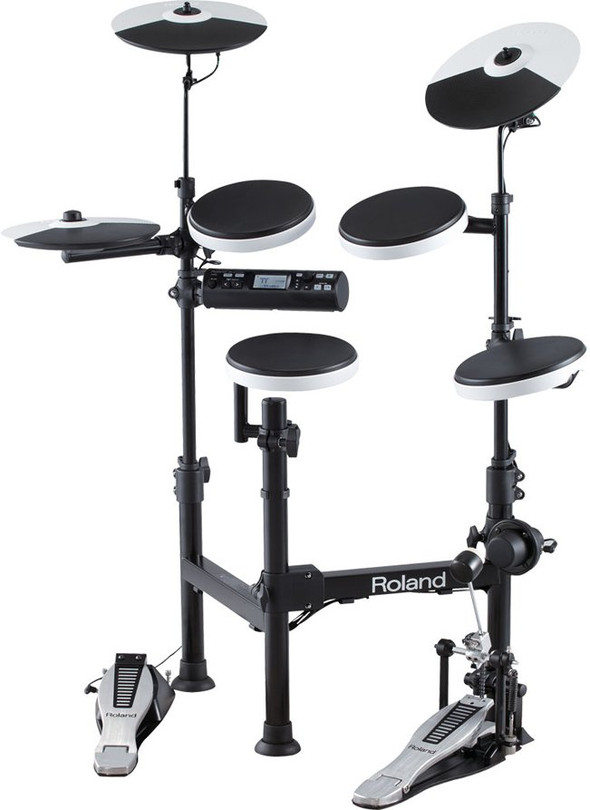 V-Drums Portable Electronic Drum Kit