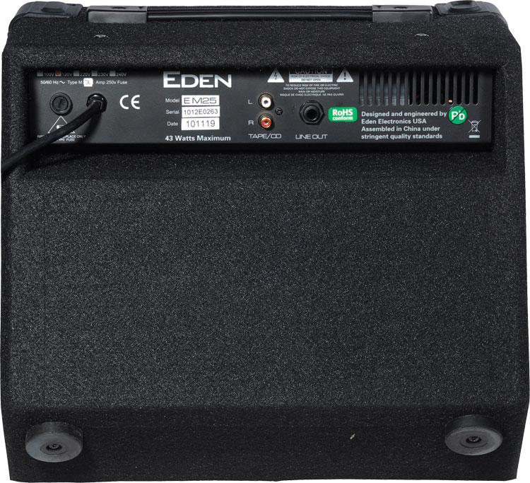 """25W Combo Amplifier, 1x8"""""""