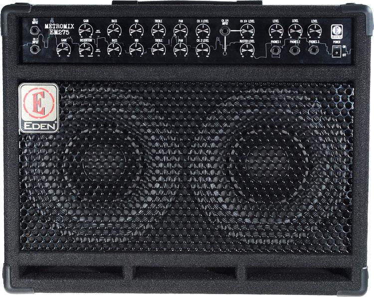 """2x75W Combo Amplifier, 2x10"""""""