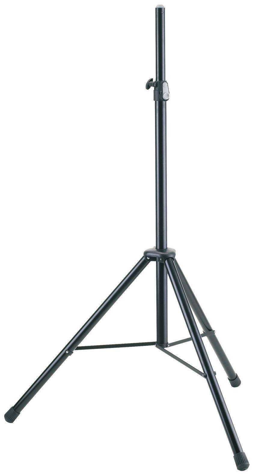 K&M Stands 21435-009-55 Black Speaker Stand 21435.177.55