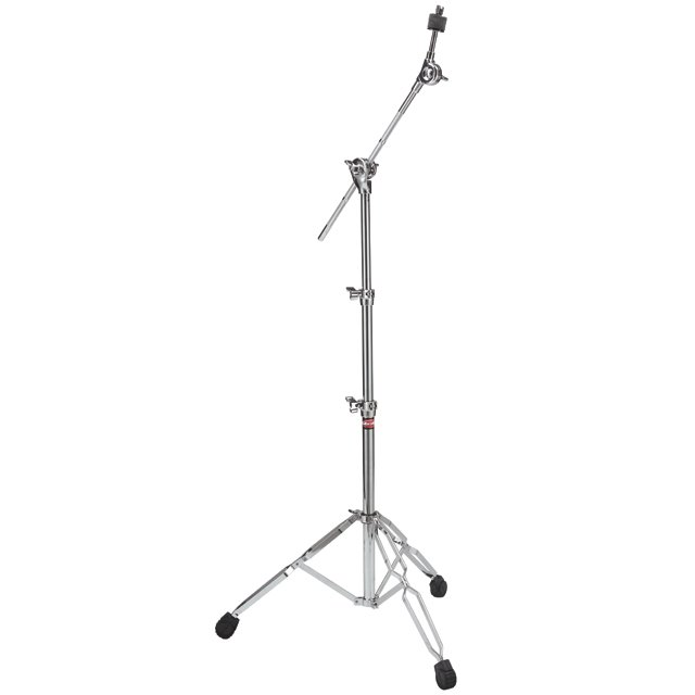 Medium Weight Double Braced Boom Cymbal Stand