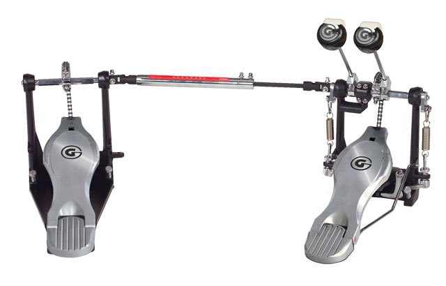 Single Chain CAM Drive Double Bass Drum Pedal