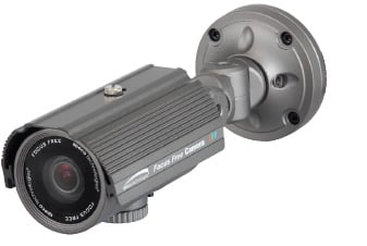 Intensifier 3™ Series Weather Resistant Focus Free Bullet Camera